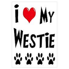 I Love My Westie