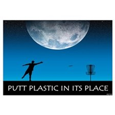 Putt Plastic In Its Place