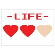 LIFE (hearts)