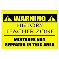 WARNING: History Teacher