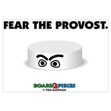 Fear the Provost