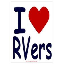 I Love (Heart) RVers
