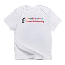 Save the Unicorns! Infant T-Shirt