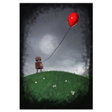 Fly Your Little Red Baloon