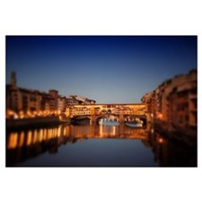 Pont Vecchio Bridge - Florence Italy
