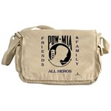 POW Friends and Family Messenger Bag