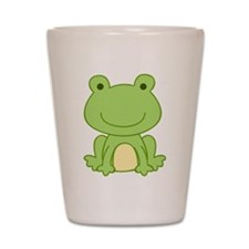 Laguna Frog Shot Glass