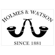 Holmes & Watson Since 1881