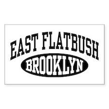 East Flatbush Brooklyn Decal