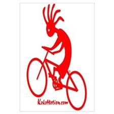 Kokopelli Mountain Biker