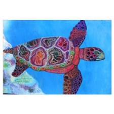 Cute Turtles Wall Art