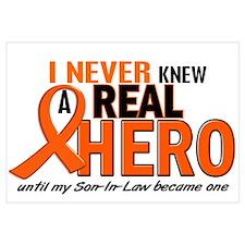 Never Knew A Hero 2 ORANGE (Son-In-Law)