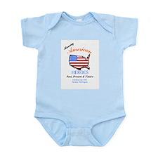 Freedom Fair Infant Creeper