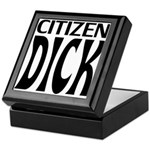 Citizen Dick Keepsake Box