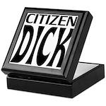 Citizen Dick Keepsake Box