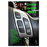 Cruise Control Rules - Framed