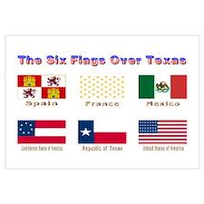 """Six Flags Over Texas"""