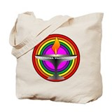 UU Welcoming congregation Tote Bag