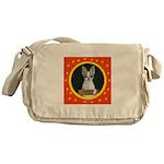 Chihuahua Puppy Messenger Bag