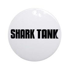 Shark Tank Ornament (Round)