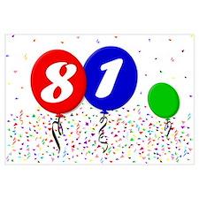 81st Birthday