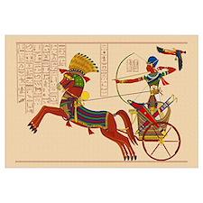 Ramesses Mini Print