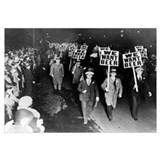 We Want Beer! Prohibition Protest, 1931.