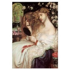 Rossetti Lady Lilith