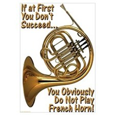 French Horn Perfection