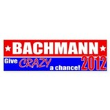 Anti-Bachmann President 2012Bumper Sticker