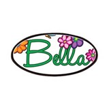 Bella Flowers Patches