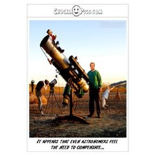 Compensating Astronomer