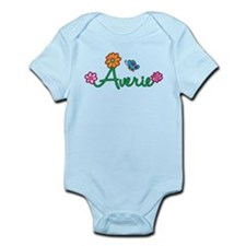 Averie Flowers Infant Bodysuit