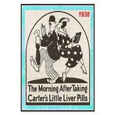 """1938 Liver Pills Ad"""