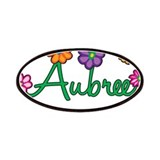 Aubree Flowers Patches