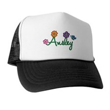 Ansley Flowers Trucker Hat