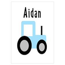 Aidan - Baby Blue Tractor