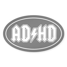AD/HD Bumper Stickers