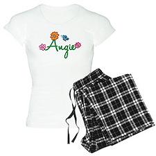 Angie Flowers Pajamas