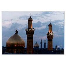 Cute Islamic art Wall Art