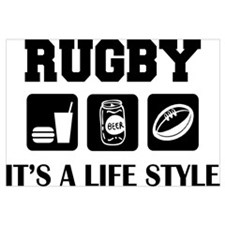 Food Beer Rugby