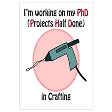 Crafting PhD