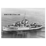 HMCS BUCTOUCHE Photo 17 x 11