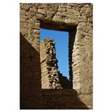 Chaco Canyon Pueblo Bonito Window