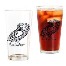 Unique Athena Drinking Glass