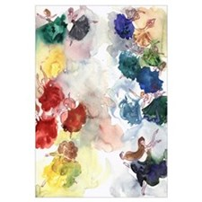 Watercolor Tutu's