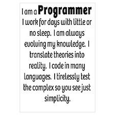 I am a Programmer