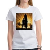 Sunset Surfer Tee