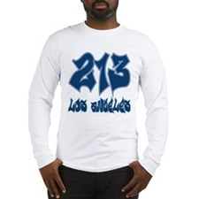 "LA ""Dodgers Colors"" Long Sleeve T-Shirt"