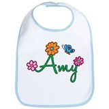 Amy Flowers Bib